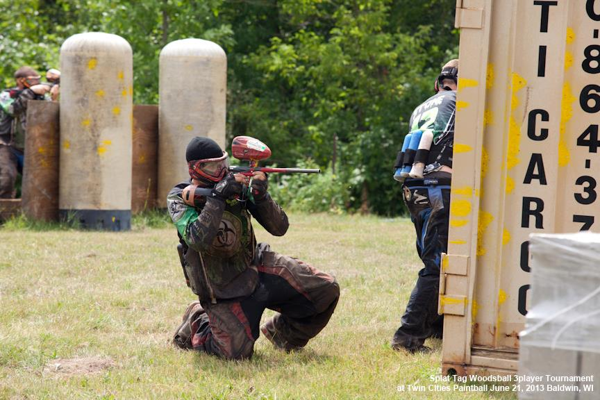 play paintball in the twin cities